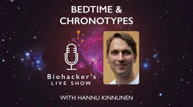 Finding Optimal Bedtime With Hannu Kinnunen