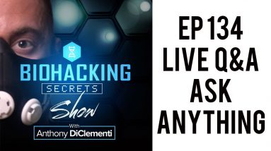 Ask Anthony Anything Live Q&A: New Biohacks for Energy and Mood, Male Sexual Health, and more!