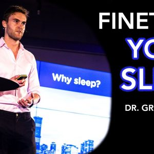 Greg Potter: Hacking Your Way To BETTER Sleep and Life