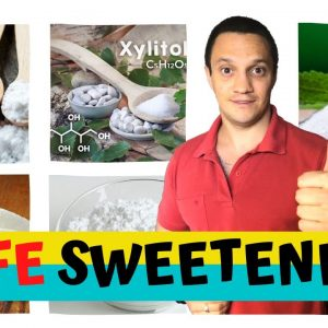 What SWEETENERS Are SAFE On Keto & Intermittent Fasting (New 2020 Research)
