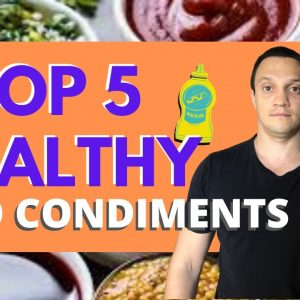 🎨The Best SAFE KETO Condiments (Top 5 Healthy Keto CONDIMENTS)🧨