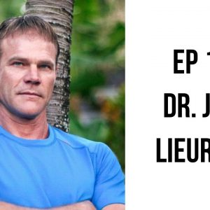 EP 169: The Science of Better Sleep and Biohacking Parkinson's with Dr. John Lieu