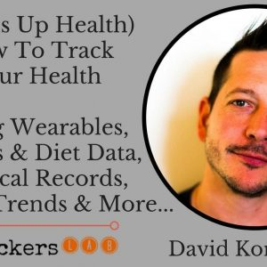Heads Up Health Review (Health Tracking Software) • David Korsunsky