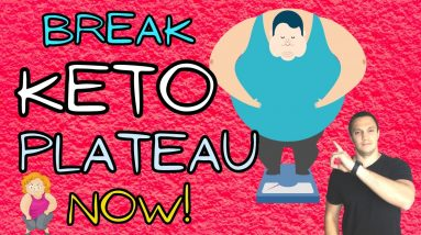 How to Beat Weight Loss Plateau on Keto (Practical Way)