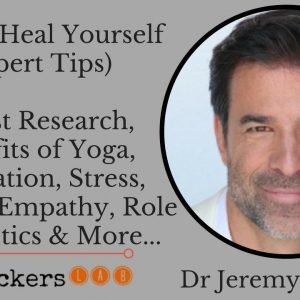 How to Heal Yourself (Expert Tips) • Dr Jeremy Howick