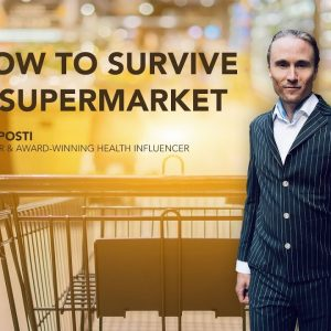 How to survive in a supermarket with Olli Posti (Biohacker's Live show)