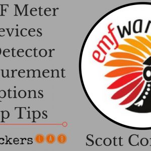 How to Use EMF Meter Measurement Devices (Top Tips) • Scott Compton