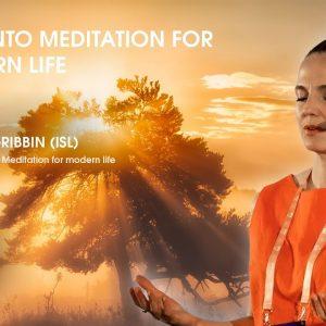 Interview: Tristan Elizabeth Gribbin (ISL): Dive Into Meditation for Modern Life