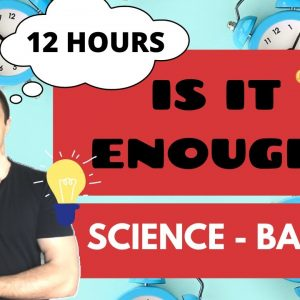 Is 12 Hours Enough for Intermittent Fasting (Science - Based)