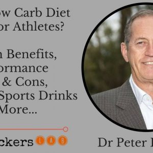 Is the Low Carb Diet Good for Athletes? • Dr Peter Brukner