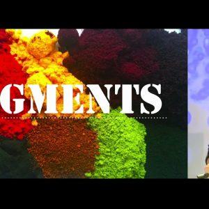 Jaakko Halmetoja: BERRIES – Portfolio of Pigments