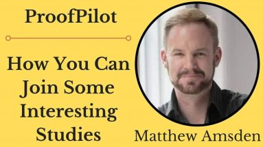 Matthew Amsden - What is ProofPilot?