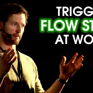 Maximilian Gotzler: 11 Ways to Trigger FLOW at WORK