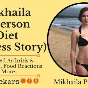 Mikhaila Peterson Diet of Only Meat (Success Story)