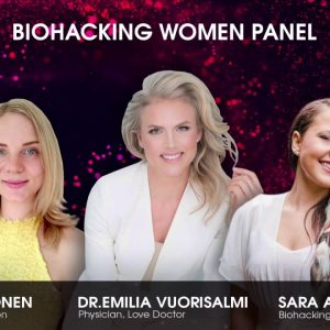 Interview: Inka Immonen and Sara Adolfsen on Biohacking For Women (Biohacker Summit 2019)