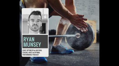 Ryan Munsey: Optimizing Neurotransmitters for Cognitive Health & Performance