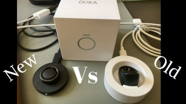 NEW Oura Ring Unboxing (Quick Review of Old vs New Rings)
