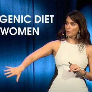 Dr. Stephanie Estima: Ketogenic Diet - It's Effect on Brain and Application to Women