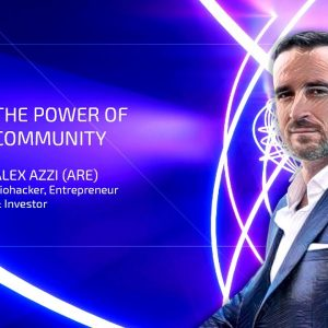 Power of Community With Alex Azzi