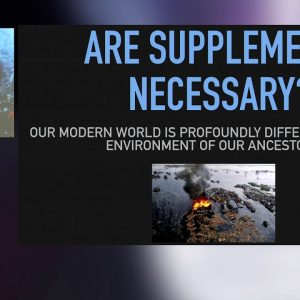 The Truth About Supplements - Anthony DiClementi Presentation at the Biohacker Summit 2016