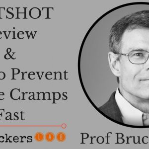 Prof Bruce Bean: How to Prevent Muscle Cramps with HOTSHOT