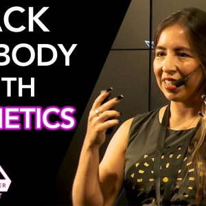 Prof. Katia Vega: Beauty Technology - Hack Your Body With Cosmetics