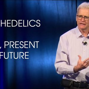 Prof. Mark Haden: Psychedelics - Past, Present and Future