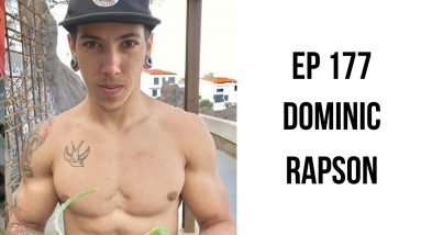 EP 177:The Alkaline Diet Deception,Daily 30Hour Fasts and Carnivore For Athletes with Dominic Rapson