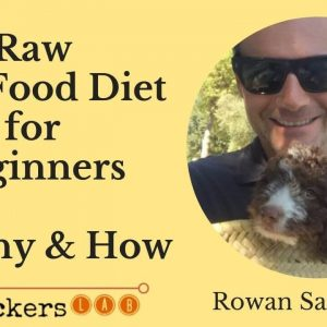 Raw Dog Food Diet for Beginners (Benefits & How to Tips) • Rowan Sanderson