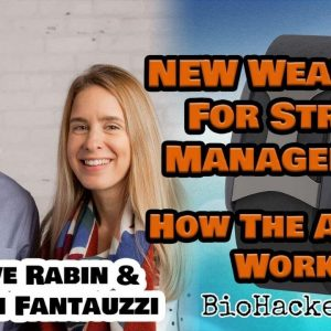Apollo Neuro Wearable Review for Stress Management • David Rabin & Kathryn Fantauzzi