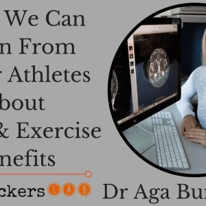 Dr Aga Burzynska: Masters Athletes Secrets on Benefits of Regular Exercise as We Age