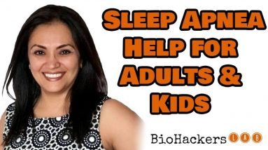 Sleep Apnea Awareness in Adults & Kids - Dr Meghna Dassani DMD
