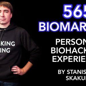 Stanislav Skakun: Lessons from 565 BIOMARKERS!