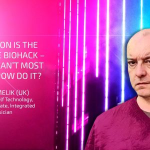Stefan Chmelik: Meditation as the Ultimate Biohack