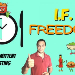 The BEST Intermittent Fasting Benefit (FREEDOM & Carb Cravings)