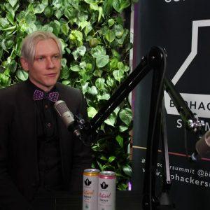 Interview: Teemu Arina opening the second event days interviews (Biohacker Summit 2019)