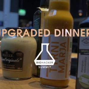 Upgraded Dinner After Movie - Biohacker Summit 2017