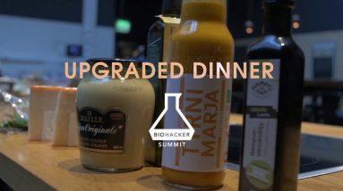 Upgraded Dinner After Movie - Biohacker Summit 2017