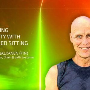 Vessi Jalkanen: Improving Immunity With Optimized Sitting