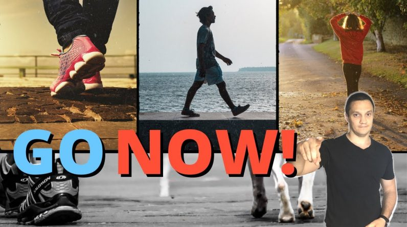 3 Biggest Benefits of Walking You Might Not Think Of
