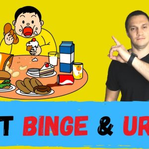 How to Break Free from Binge Eating, Food Addictions & Urges (Mental Quarantine)