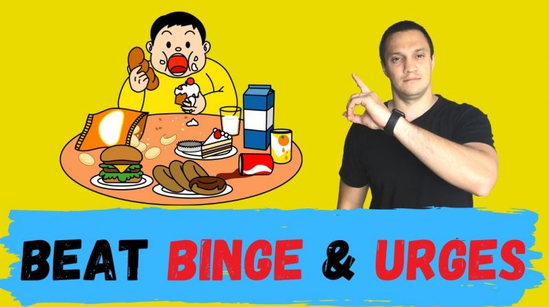 How to Break Free from Binge Eating, Food Addictions & Urges (Mental Quarantine)