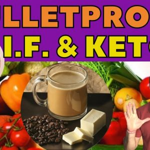 Full-Day Of Bulletproof Intermittent Fasting & Keto Diet For Rapid Weight Loss (24 Hours Fast)