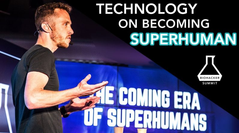 Peter Joosten: The Coming Era of Superhumans