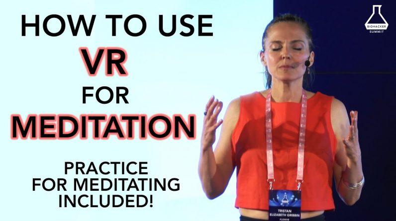 Tristan Gribbin: Meditating With Virtual Reality