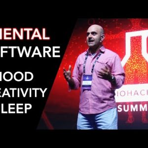 Hacking MENTAL Software for Wellbeing (Dr. Ali Binazir)