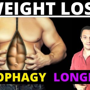 How To Do Fat Fasting For Weight Loss, Autophagy and Longevity Benefits