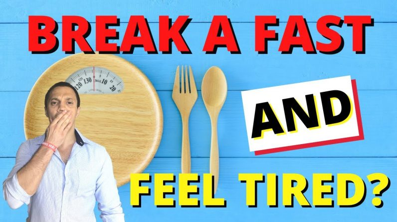 Stop Feeling Tired on Intermittent Fasting After First Meal (Best Ways To Overcome Fatigue!)