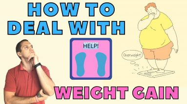 The 5 BIG Reasons of Weight Gain and How to Deal With Them (Why People Get Overweight)
