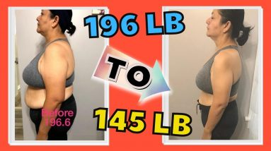 Roxana Lost 51 lbs of FAT (Keto & Intermittent Fasting Weight Loss Journey Results)